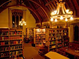 girton library