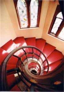 spiral stair girton
